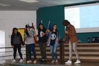 Alunos da Itaipava participam de aulão para o Sistema de Avaliação da Educação Básica