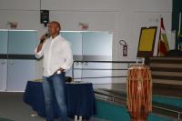 Capacitação em Capoeira Pedagógica reúne profissionais da educação de Itajaí