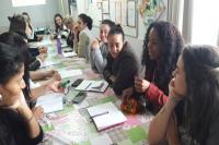 Centro de Educação Infantil recebe ação sobre alimentação saudável