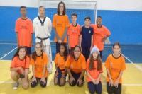 Escola Básica João Duarte desenvolve projeto esportivo com quase 300 alunos