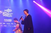 Representatividade feminina engrandece o Festival de Música de Itajaí