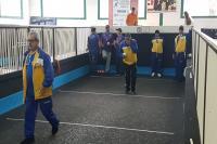 Atletas com deficiência visual sobem ao pódio em Campeonato de Bocha