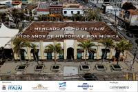 Canal Music Box Brazil reprisa documentário sobre o Mercado Velho de Itajaí