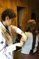 Mais de 250 pessoas são vacinadas contra febre amarela em força-tarefa