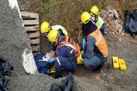 Simulado de preparação para desastres reúne mais de 200 pessoas em Itajaí