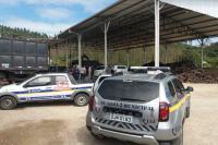 Sala de situação fiscaliza depósitos de sucata no Brilhante