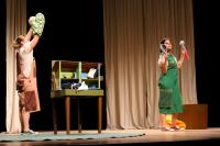Mês das crianças terá apresentações do projeto Terça é Dia de Teatro