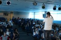 Alunos participam de aulão preparatório para o Sistema de Avaliação da Educação Básica
