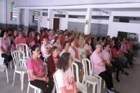 Unidade de saúde do Votorantim promove ação alusiva ao Outubro Rosa