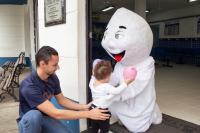 Começa segunda-feira (7) a campanha de vacinação contra o sarampo