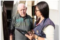 Agentes comunitários de saúde e de combate às endemias realizaram mais de 675 mil visitas este ano