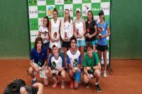 Tenista de Itajaí leva título na 11ª Copa Santa Catarina