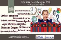 Biblioteca Pública de Itajaí realiza programação especial para a Semana da Criança