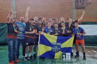 Vôlei de Itajaí é campeão da etapa regional dos JASC