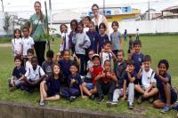 Instituto Cidade Sustentável realiza plantio de árvores nativas