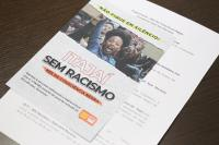 Município lança a campanha Itajaí Sem Racismo 2019