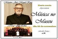 Coral Villa-Lobos é a atração desta sexta (08) no Música no Museu
