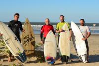 Itajaí vai sediar Circuito de Surfe neste fim de semana
