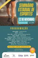 Itajaí vai sediar Seminário Estadual de Esportes no próximo dia 22