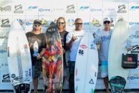 Circuito de Surfe reuniu mais de 100 atletas em Itajaí
