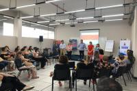 Enfermeiros recebem capacitação sobre acolhimento e humanização