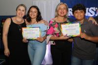 Projeto Trânsito Seguro certifica alunos da Escola João Duarte
