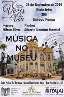 Coro Vozes do Vale faz o último espetáculo do ano no Projeto Música no Museu