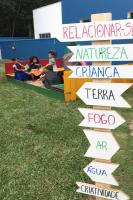 Espaço verde é inaugurado no CEI Augusto Bento, na Itaipava