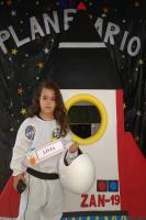 Planetário do CEI Zilda Arns Neumann está aberto à visitação