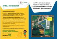 Simulado de vazamento de gás será realizado nesta quarta-feira (04) em Itajaí