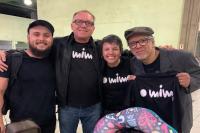 Trio itajaiense realiza primeira turnê internacional