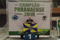 Atleta de Itajaí conquista título do Circuito Paranaense 2019