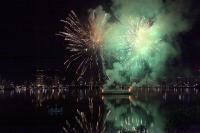 Confira a programação da Festa de Réveillon em Itajaí