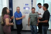 Inaugurada a Unidade Básica de Saúde São Francisco de Assis