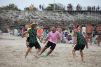 Segunda rodada do Beach Soccer 2020 começa nesta sexta-feira (17)