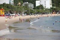 Itajaí mantém 100% das praias próprias para banho