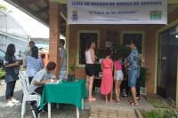 Feira no Viveiro Municipal distribui 264 mudas nativas