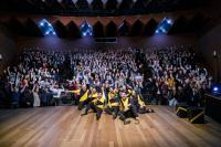 Bella Marcatti participará de espetáculo de improviso no Teatro Municipal