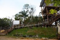 Parque Municipal do Atalaia está fechado ao público devido obra de revitalização