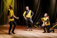 Atrações musicais, teatro e improviso integram a programação do fim de semana