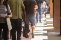 Mais de 17 mil candidatos fazem a prova escrita do Concurso Público para a Prefeitura de Itajaí