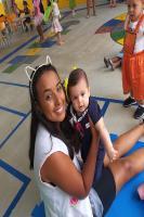 Bailinho de carnaval agita unidades de ensino de Itajaí
