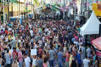 Mais de dez atrações musicais agitam o Carnaval no Mercado neste fim de semana