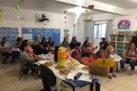 CEI realiza reunião com pais para estreitar os laços da família com a escola