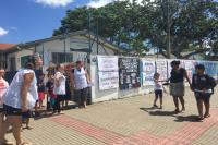 Profissionais da Educação participam de ações alusivas ao Dia Internacional da Mulher