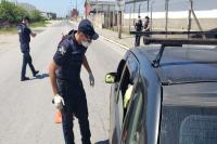 Guarda Municipal segue monitorando barreiras sanitárias nos acessos a Itajaí