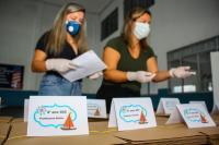 Secretaria de Educação inicia entrega de materiais para alunos sem acesso à internet