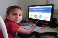 Portal do Estudante de Itajaí tem mais de 500 mil acessos