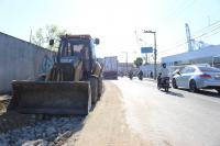 Caninana ganhará corredor exclusivo de caminhões para diminuir congestionamento