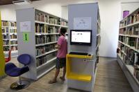 Biblioteca Pública Municipal e Escolar completa 20 anos no próximo sábado (27)